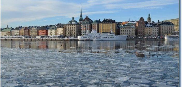 stockholm en hiver