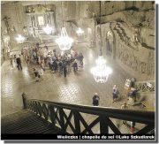 Mine de sel Wieliczka, la plus ancienne mine d'Europe près de Cracovie 1
