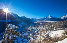 Hiver a Berchtesgaden