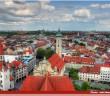 Munich vue aerienne