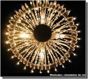 Wieliczka chandelier