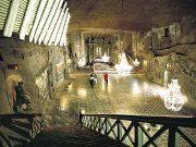 Wieliczka chapelle sainte Kinga