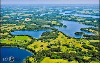 latgale lacs Lettonie