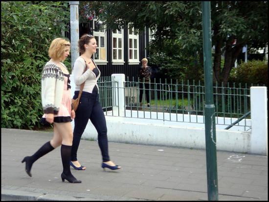 reykjavik filles islandaises