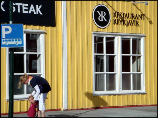 reykjavik mere et fillette