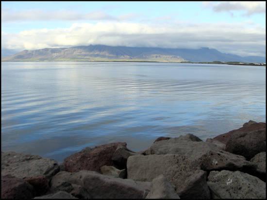 visiter reykjavik en un jour baie
