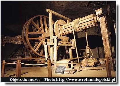 wieliczka kopalnia musée