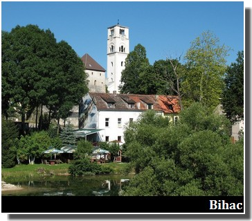 Bihac excursion en Bosnie