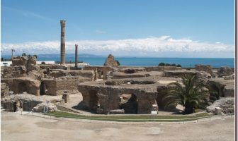 Carthage Bains d'Antonin