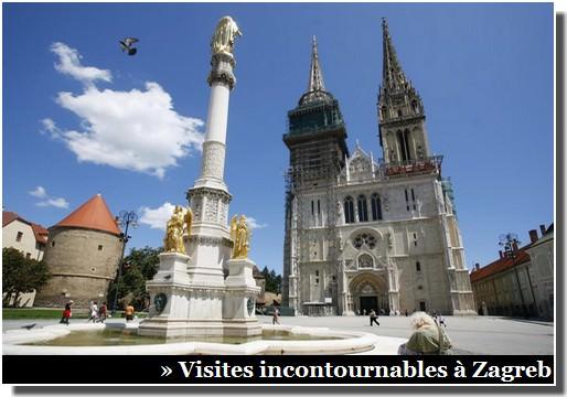 Cathédrale Saint Stéphane de Zagreb