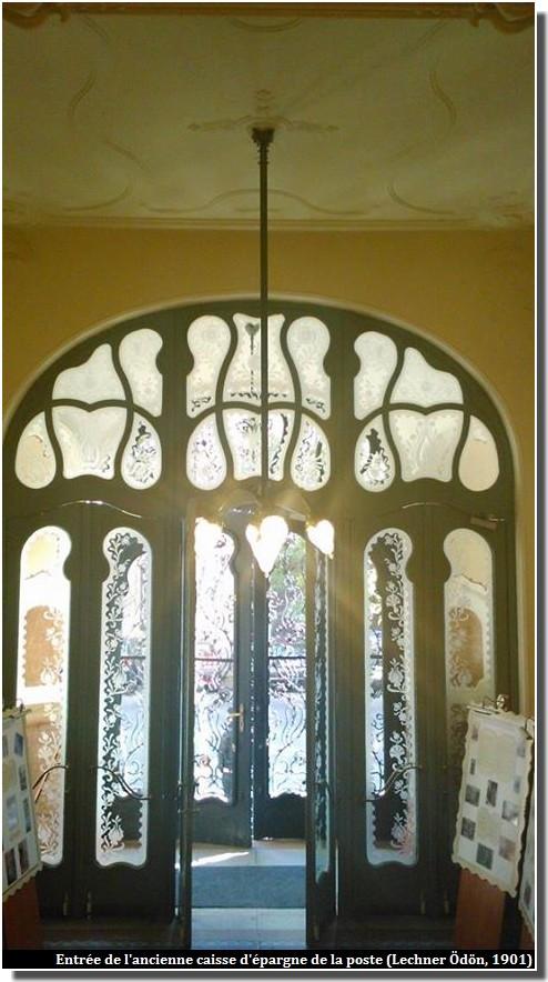 lechner le g nie cr atif d couvrir l 39 art nouveau budapest. Black Bedroom Furniture Sets. Home Design Ideas