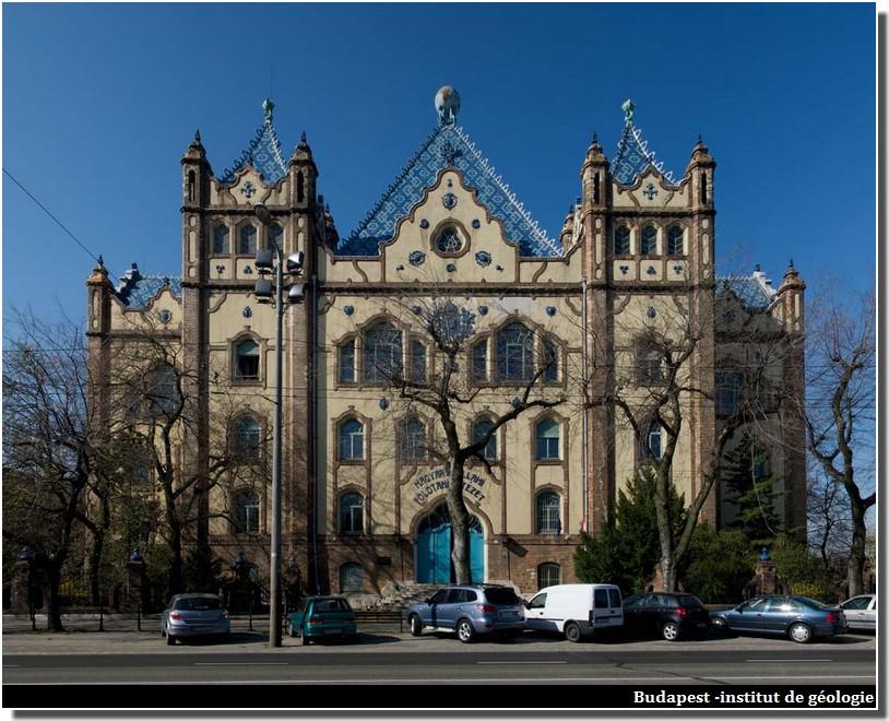 Institut de géologie Budapest