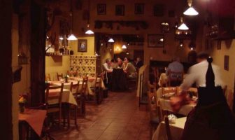 Restaurant Dezerter Cracovie