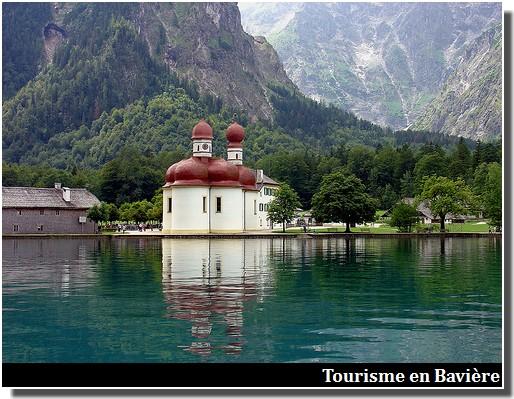 Saint barthélémy lac Konigssee