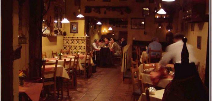 cracovie restaurant dezerter