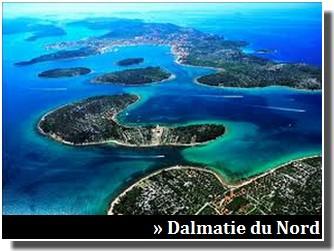 dalmatie du nord