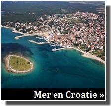 visiter la croatie maritime