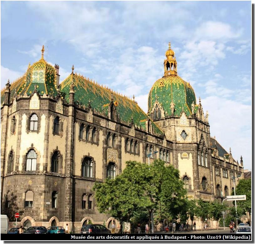 musée des arts appliqués budapest