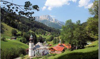 oberbayern berchtesgadener land