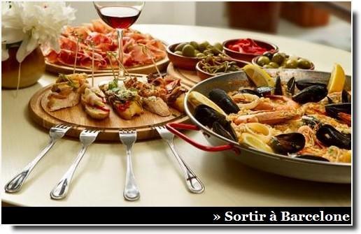 restaurants a barcelone