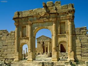 ruines carthage