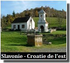 visiter la slavonie tourisme croatie