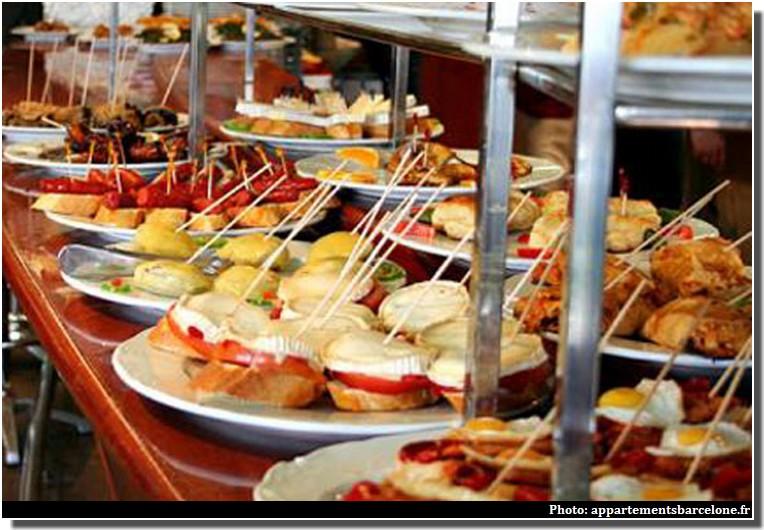 Ou manger a Barcelone?: Bons restaurants à Barcelone