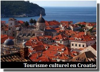 visites culturelles en croatie