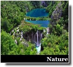 visiter la nature en croatie