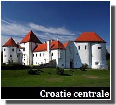 Visiter la Croatie centrale tourisme