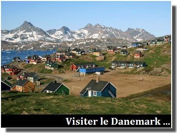 tourisme au danemark