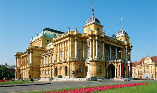 Zagreb en photos: la capitale continentale ; le coeur de la Croatie historique 11
