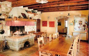 Agrotourisme Radesic en Istrie Table d'hôtes