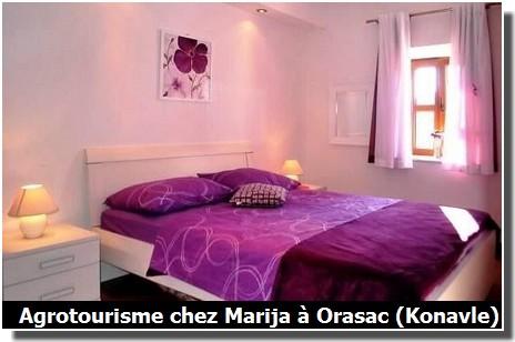 Agrotourisme chez Marija à Orasac