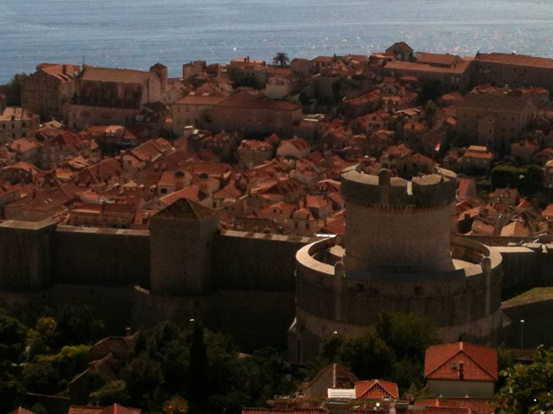 fortifications dubrovnik