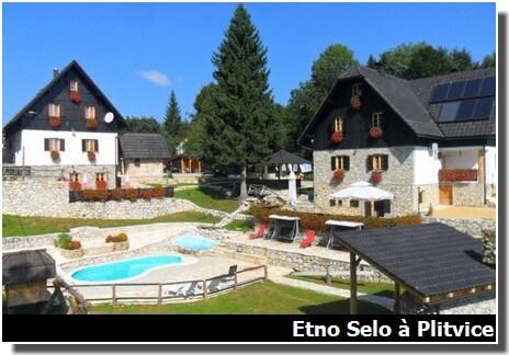 Etno selo Plitvice