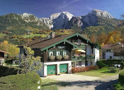 gasthaus frauendorf berchtesgaden