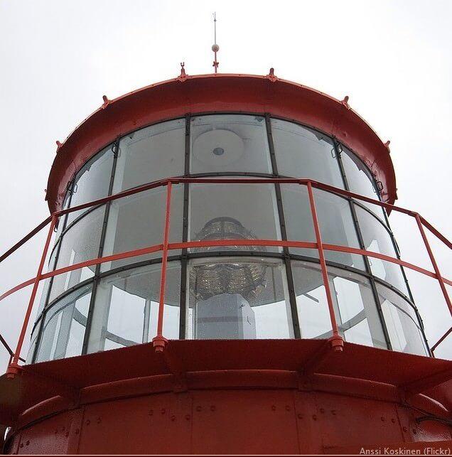 Ile Hiiumaa phare observatoire