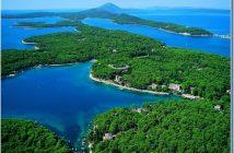 Ile Lastovo Croatie