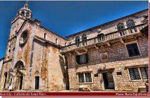 Korcula cathédrale Saint Marc