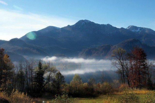 Lac Kochel Kochelsee Bavière