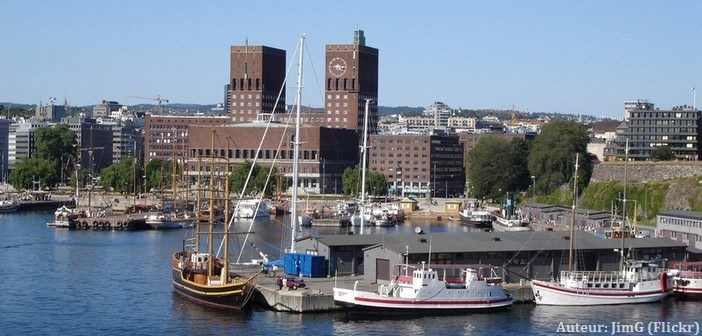 Oslo hotel de ville