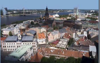 Riga Centre ville