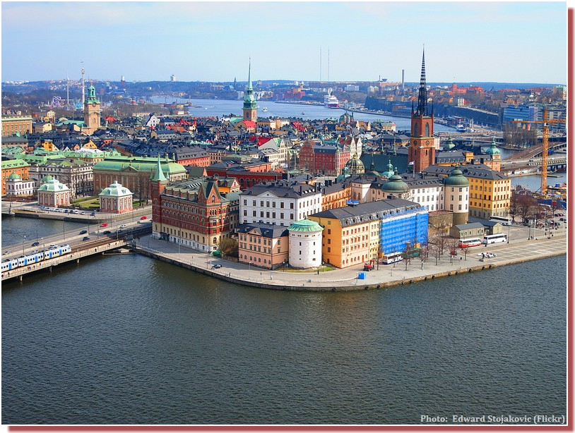 stockholm suede tourisme