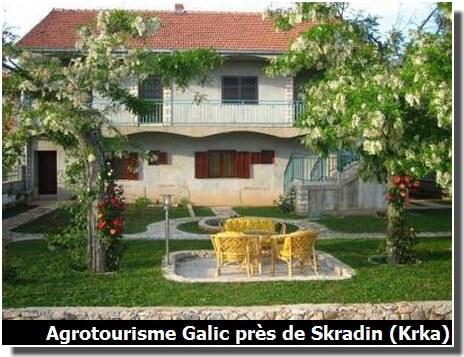 agrotourisme Galic Krka