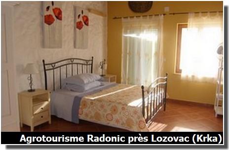agrotourisme radonic krka