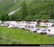 camping dans les balkans