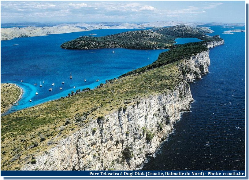 ile dugi otok croatie
