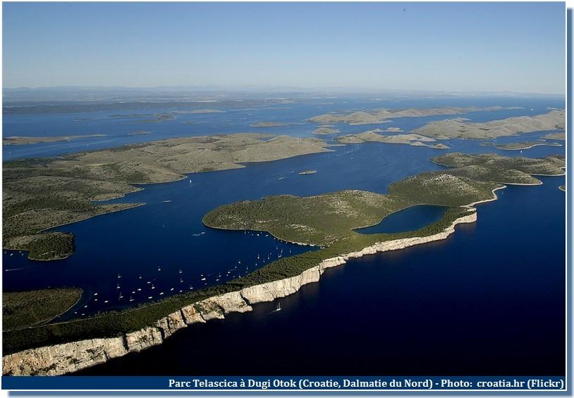 ile dugi otok parc telascica croatie