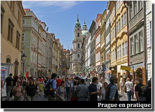 prague en pratique